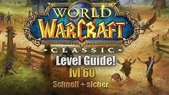 Wow Classic Level Guide ! 5 Tipps zum schneller Leveln !