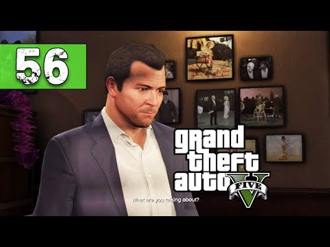 Grand Theft Auto 5 Walkthrough Part 56 - Legal Trouble - Let's Play Series / Playthrough