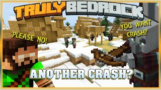 Truly Bedrock S1E50 1.13 Another Crash?!  | Minecraft Bedrock Edition SMP, MCPE, MCBE