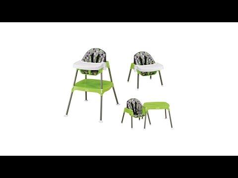 Evenflo – Convertible High Chair, Dottie Lime