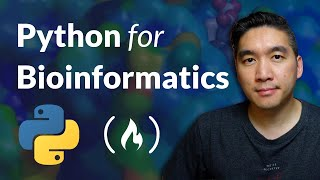 Python for Bioinformatics - Drug Discovery Using Machine Learning and Data Analysis