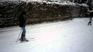 wie is de ski-ezel