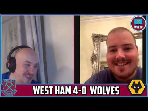 "Download West Ham 4-0 Wolves ""It's A Stunning Victory (Dom)"
