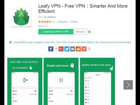Leafy vpn apk