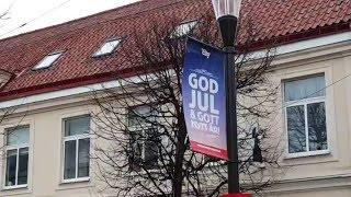Best romanian christmas songs ever on swedish streets - Jonkoping, Sweden 2015 (part.4)