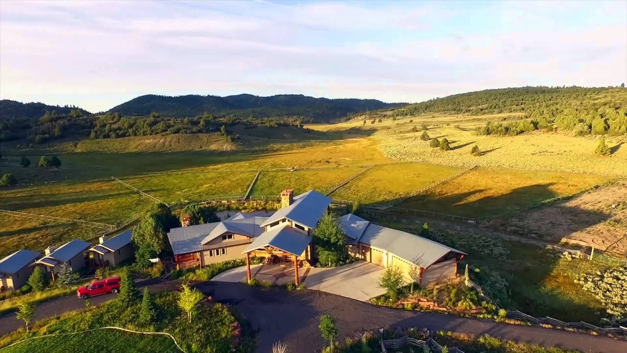 Southern utah luxury horse ranch youtube for Luxury ranch texas