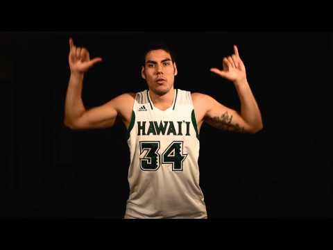University of Hawaii Basketball Cheers