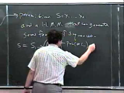 Lecture 25: From the Vitterbi algorithm to the forward algorithm