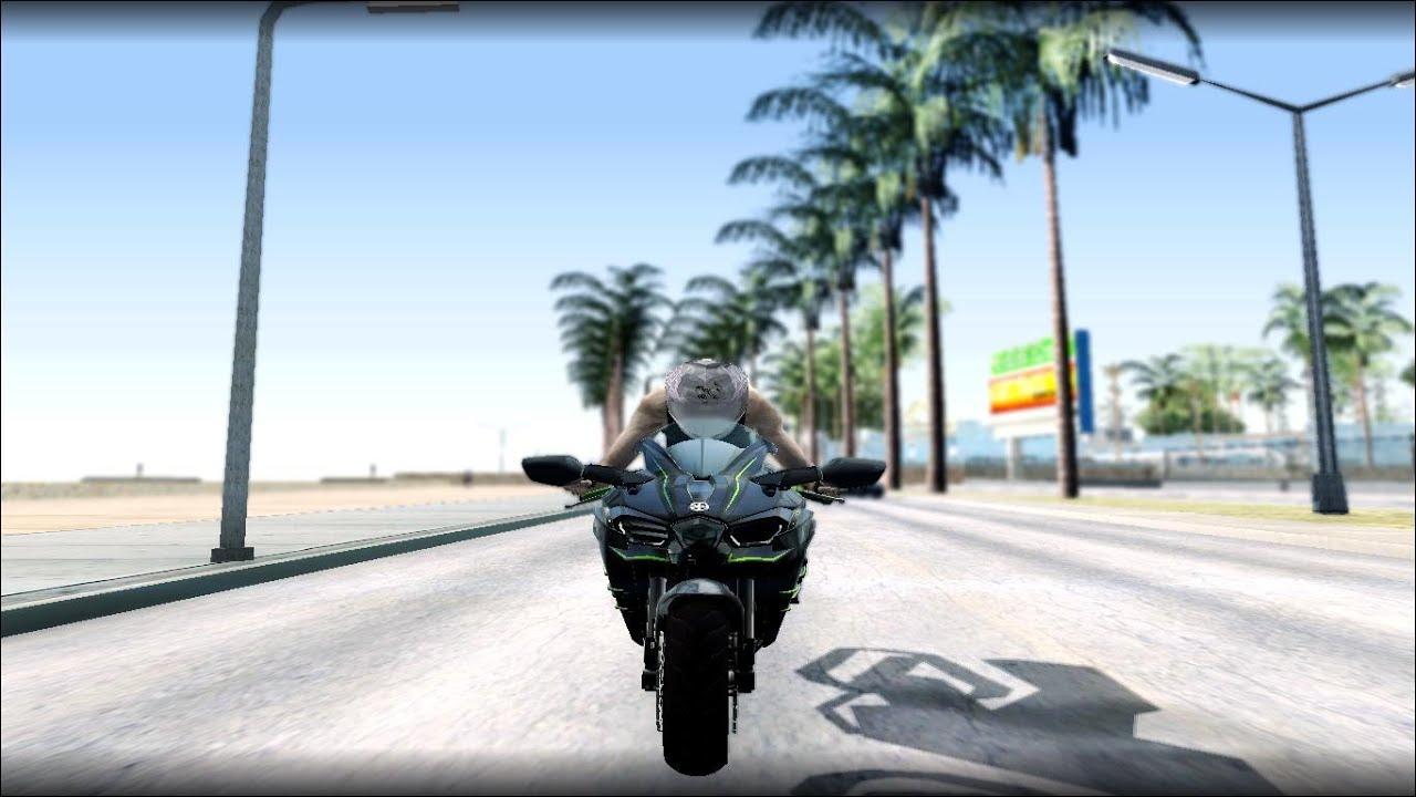 Kawasaki Ninja Mods