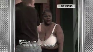 Mistresses Confrontated from 1999 (The Jerry Springer Show)