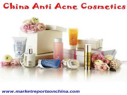 China Anti Acne Cosmetics Market Report 2017-2022