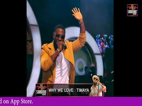 Why We Love Timaya