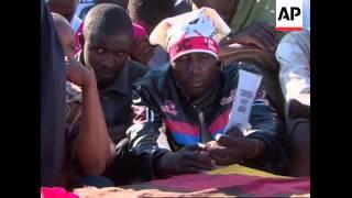 Video Morgan Tsvangirai attends funeral for MDC activist download MP3, 3GP, MP4, WEBM, AVI, FLV Oktober 2018