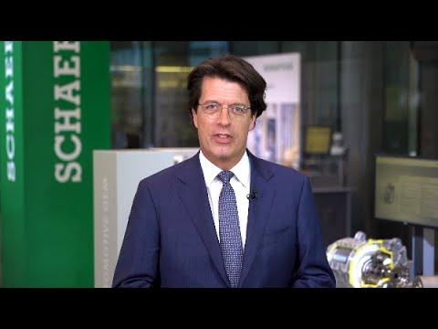 Video Statement von Klaus Rosenfeld zum Geschäftsjahr 2018 [Schaeffler]