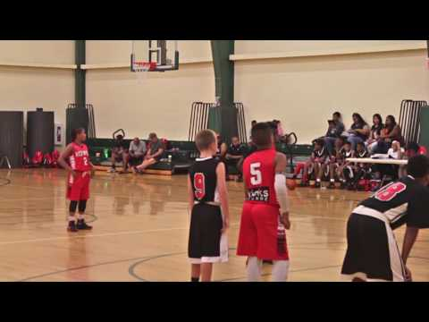 5th Grade AAU Basketball ( Ohio Red Wave ) Kicks