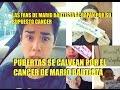 MARIO BAUTISTA SUS FANS SE RAPAN LA CABEZA POR SU SUPUESTO CANCER