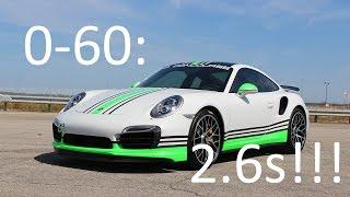 991 Porsche Turbo S Review - The Baby Bugatti!