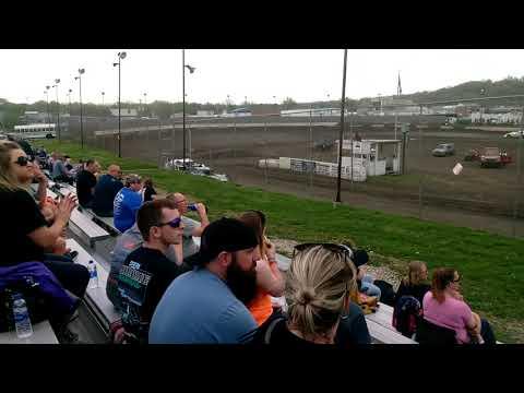 Peoria Speedway 5/5/2018 SBLM Heat 1