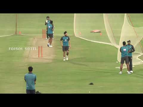 Pakistan Cricket Team Net  Practise In Lahore For 2nd T20 Gaddafi Stadium Match #PAKvsSL