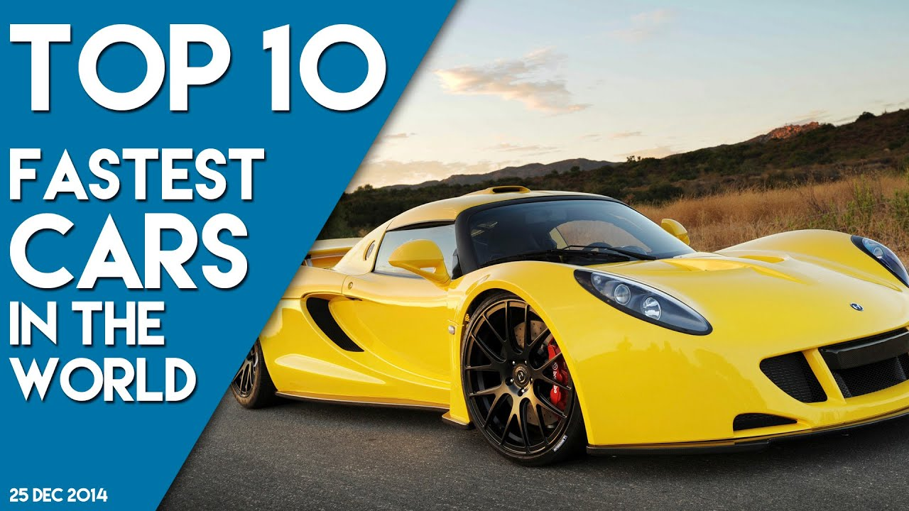 top 10 fastest cars in the world 2014 2015 high speed super cars a e car youtube. Black Bedroom Furniture Sets. Home Design Ideas