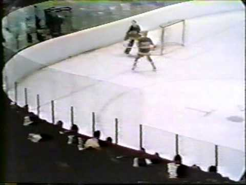 11-6-1975. LOS ANGELES KINGS vs PHILADELPHIA FLYERS