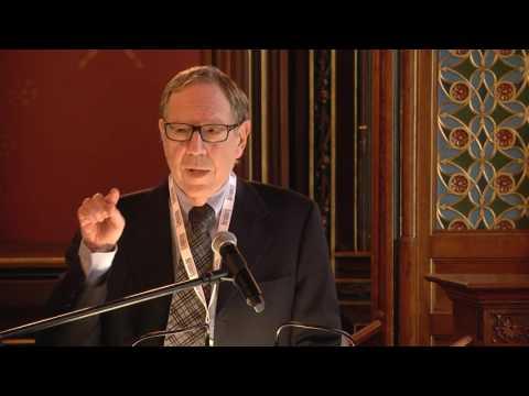 Professor Irwin Cotler at the Nuremberg Symposium - May 4, 2016