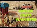 Ghillie Crate Slaughter | PlayerUnknown's Battlegrounds | PUBG Gameplay