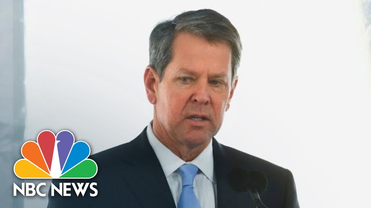 Georgia Coronavirus Updates: Kemp Orders Shelter-In-Place