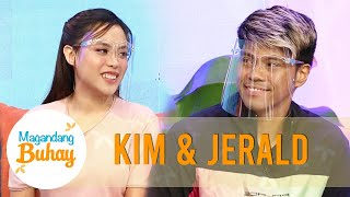Kim and Jerald give each other some alone time | Magandang Buhay