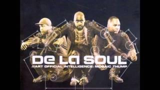 De La Soul (featuring DV alias Khrist) Thru ya city