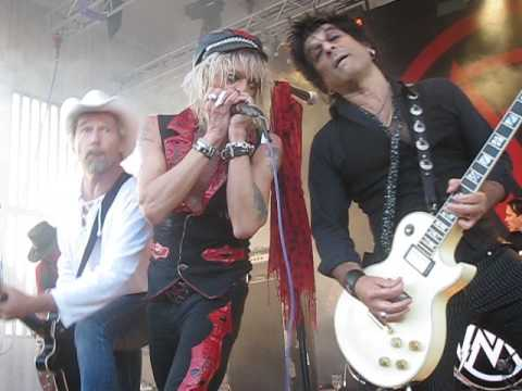 MICHAEL MONROE with Nasty Suicide - Dead, Jail Or Rock'N'Roll