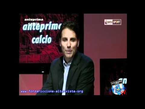 Anteprima Calcio (Icaro Sport) – Anteprima di Sambenedettese-Riccione