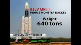 GSLV Mk. III - India
