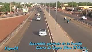 SEGOU: la vieille capitale du royaume  bambara aw bissimilaye Ségou