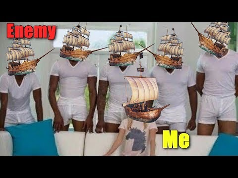 Sea of Thieves - The Battle Against the Whole Server!