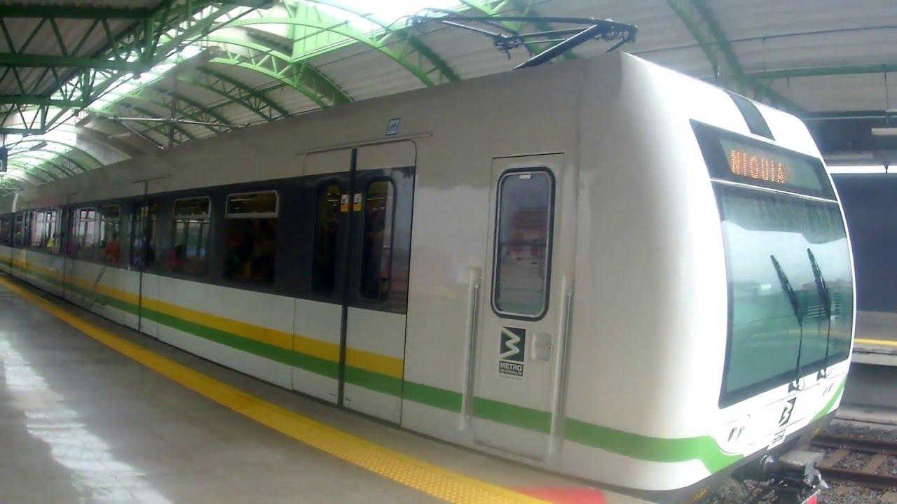 Metro de Medellin, Colombia #1