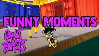 Gang Beasts PS4 Funny Moments #9