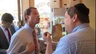 Racist Jew to Anthony Weiner :