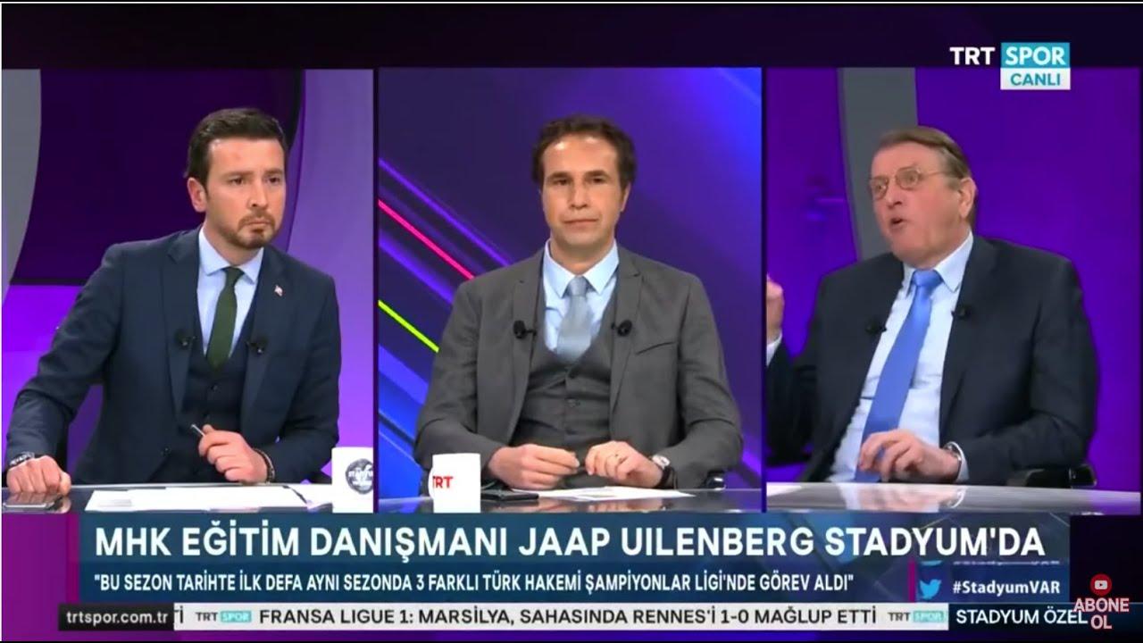 Stadyum Ozel Hakemlerin Performansini Begeniyorum Jaap Uilenberg Den Aciklamalar Youtube