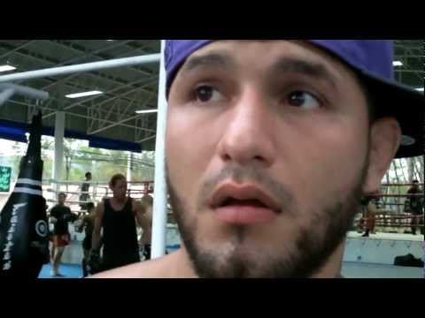 Masvidal Brings The Hustle To Thailand episode 1