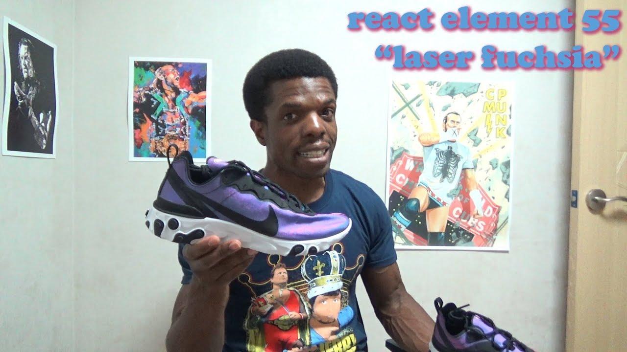 """Nike React Element 55 Premium """"Laser"""