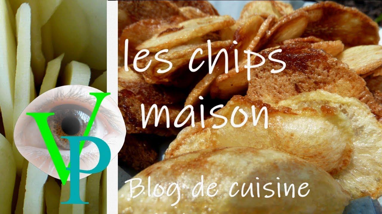 Les chips maison