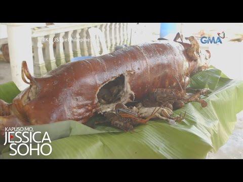 Kapuso Mo, Jessica Soho: Pambihirang Lechon ng Northern, Samar