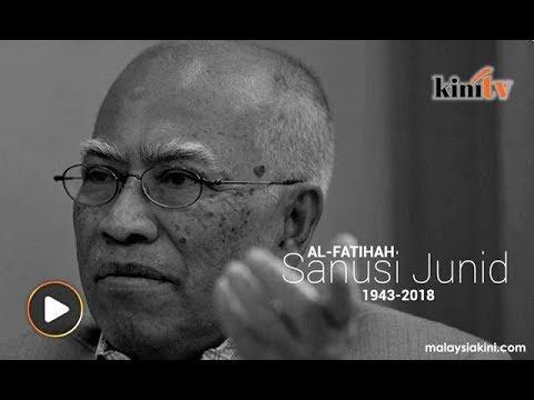 Tan Sri Sanusi Junid meninggal dunia