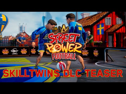 Street Power Football - SKILLTWINS DLC trailer
