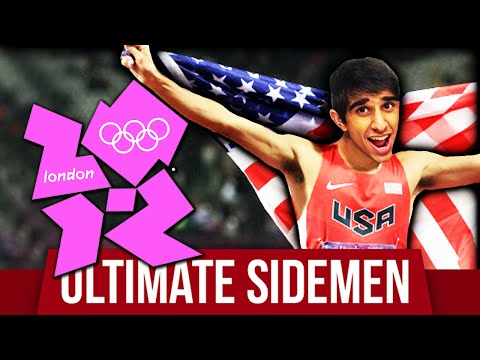 London 2012 Olympics With The Sidemen - YouTube