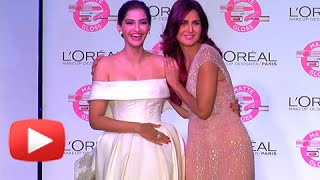 Sonam Kapoor Saves Katrina Kaif From Being Asked About Her Marriage Plans