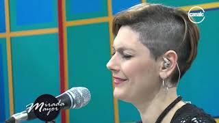 Noelia Cruz y Javier Brochero en Mirada mayor