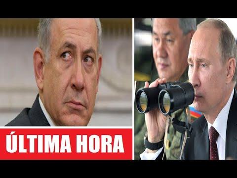 Inesperado Plan Secreto De Rusia Y China En Oriente Medio Que Hace Mover Ficha A Israel Hoy.