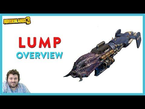 The New Overpowered | Borderlands 3 | Lump Alien Heavy Weapon